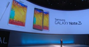 Samsung Galaxy Note 3 tanitim 1