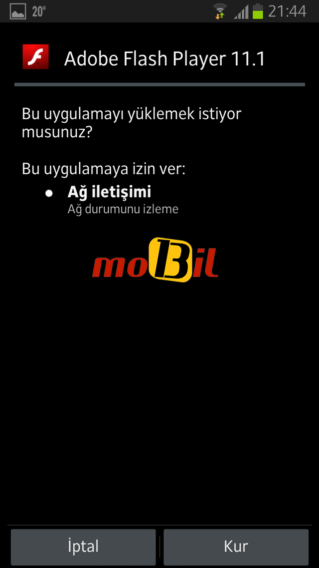 Android Flash Player Kurulumu-3