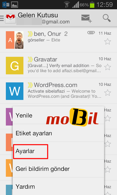 Android Gmail Silme Butonu-2 mobil13