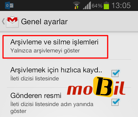 Android Gmail Silme Butonu-4 mobil13