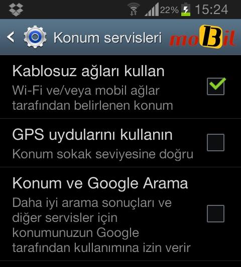 Android batarya omru-10