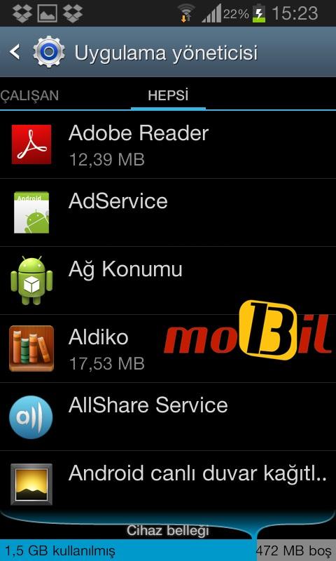 Android batarya omru-7