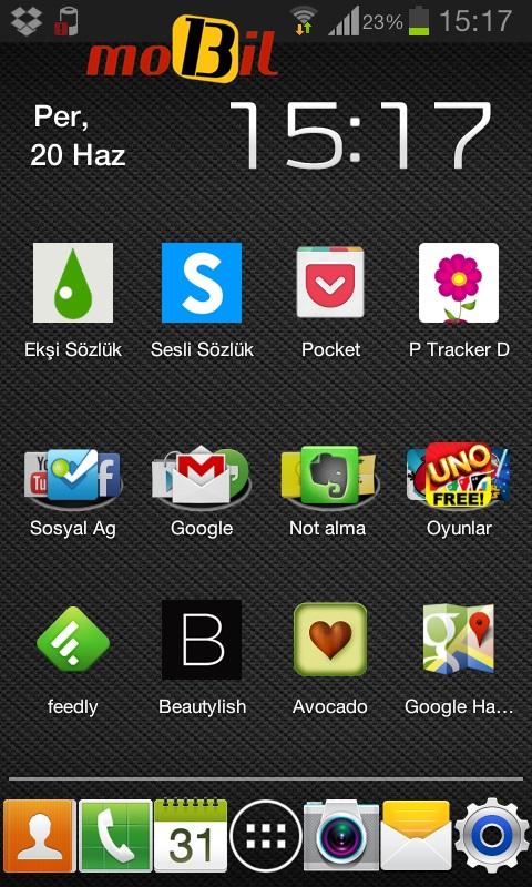 Android batarya omru