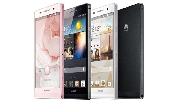 Huawei Ascend P6 mobil13 yazi
