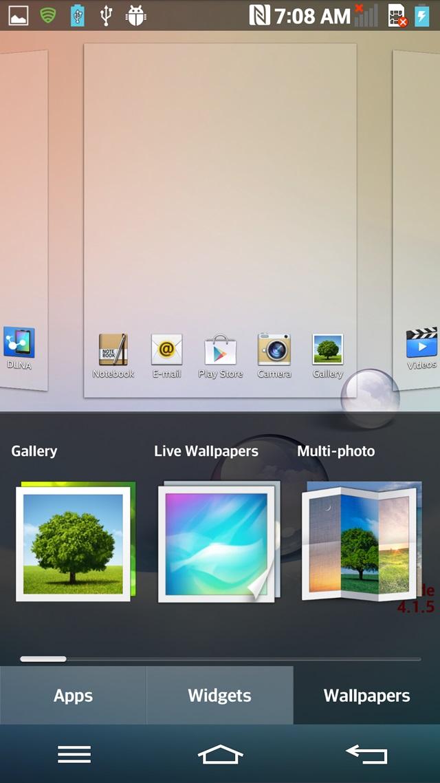 LG Optimus G2 ekran goruntusu mobil13