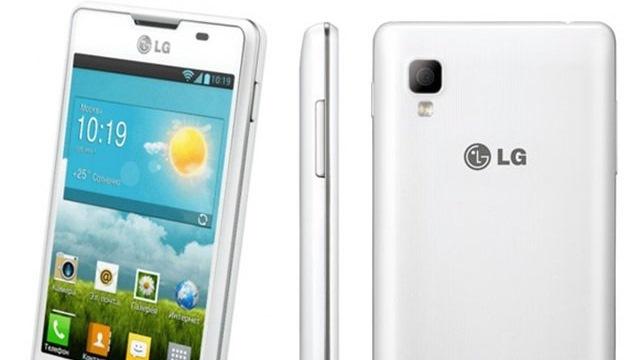 LG Optimus L4 II android