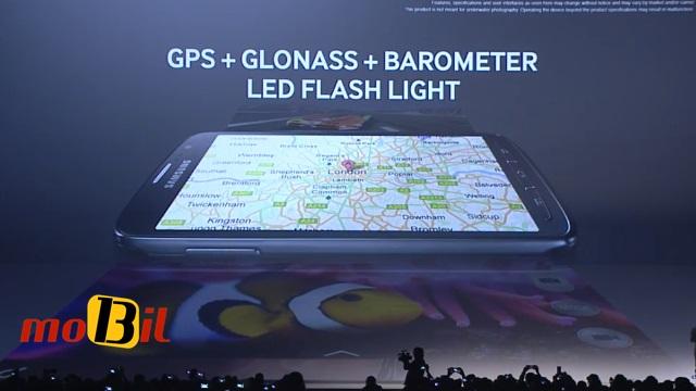 Samsung Galaxy S4 Active algilayicilar mobil13