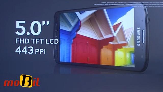 Samsung Galaxy S4 Active ekran mobil13