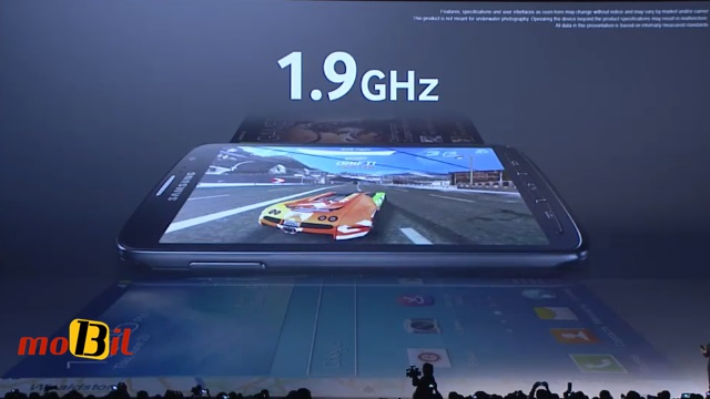 Samsung Galaxy S4 Active islemci mobil13
