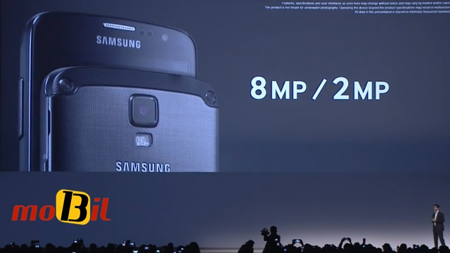 Samsung Galaxy S4 Active kamera mobil13