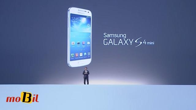 Samsung Galaxy S4 Mini Samsung PREMIERE 2013-1