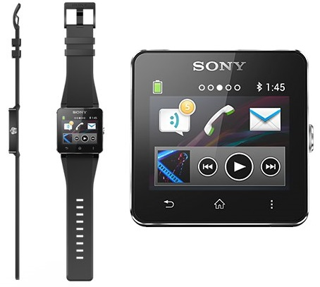 Sony Smartwatch 2 photo-2