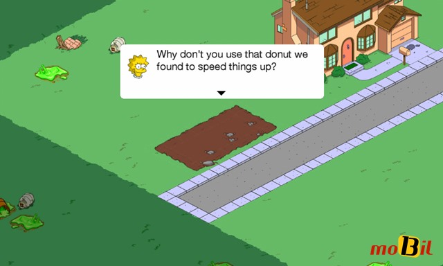 The Simpsons tapped out Android mobil13-11