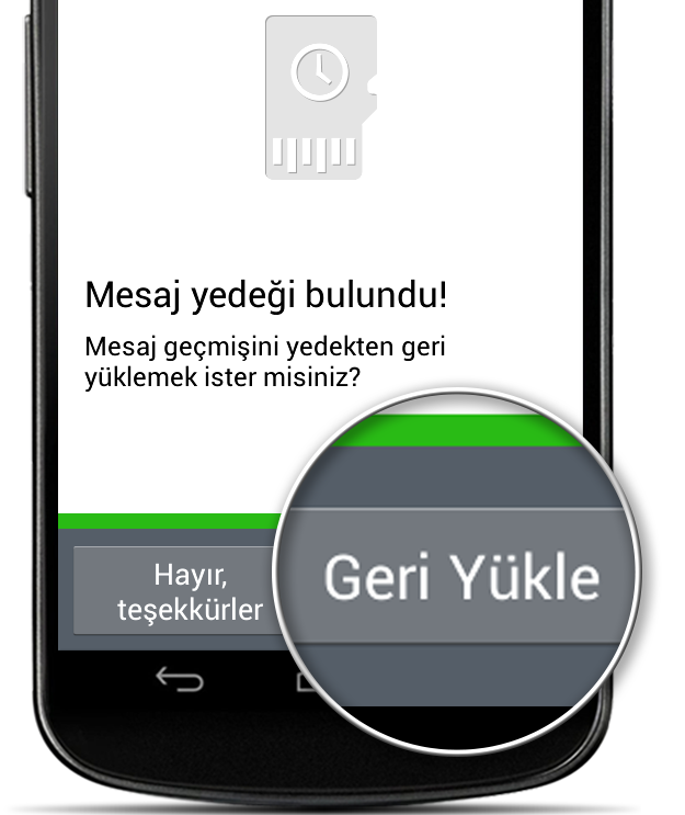 WhatsApp silinen mesajlari geri yukleme-1
