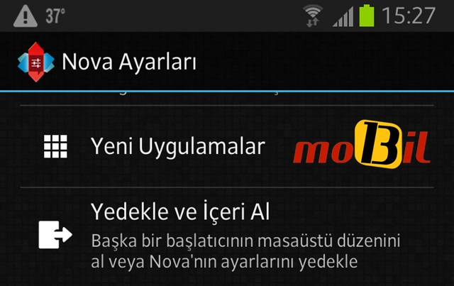 android nova launcher laboratuvar mobil13