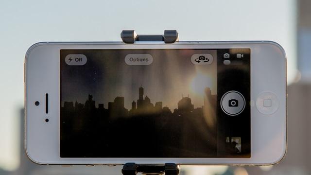 iPhone 5S kamera 2