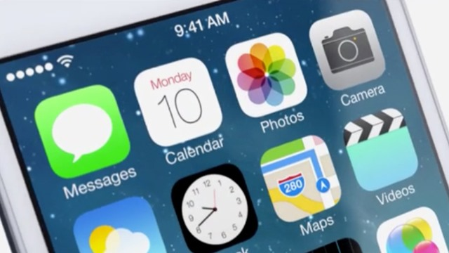ios 7 app store otomatik guncelleme