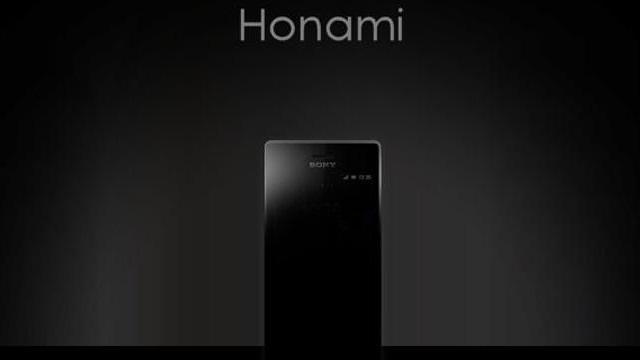 Sony Honami Sesleri