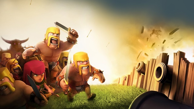 Clash of Clans  iphone ve ipad mobil13