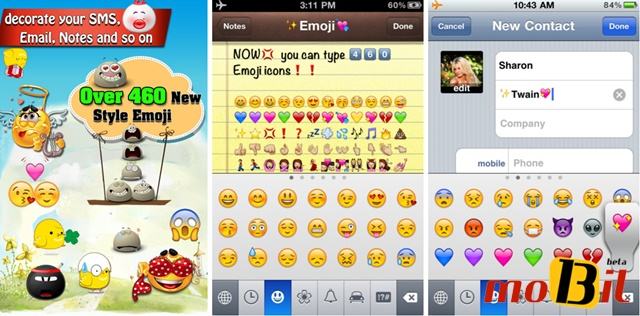 Emoji New Style Free