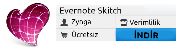 Evernote Skitch indir