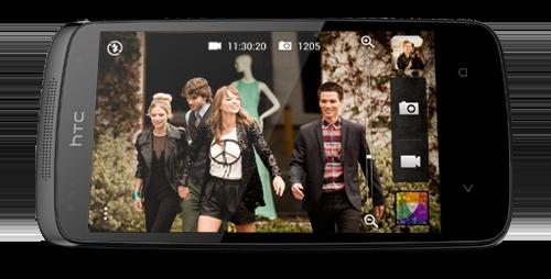 HTC Desire 500 fotograflar