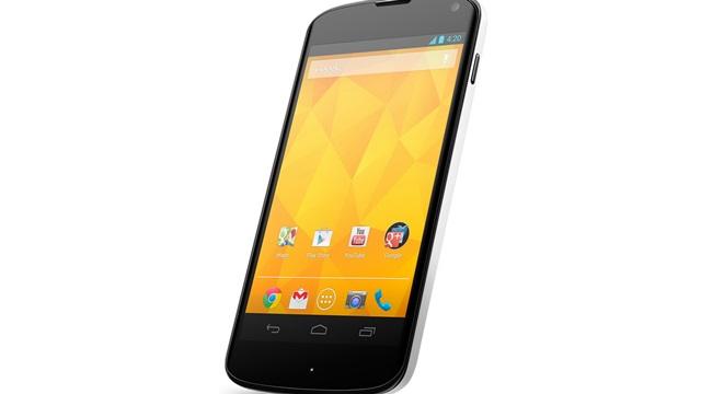 LG Nexus 4 foto