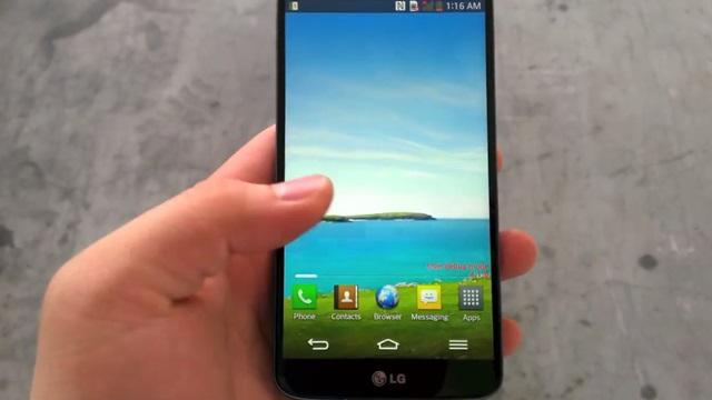 LG Optimus G2, 20 Ağustos'ta Pazarda Olacak