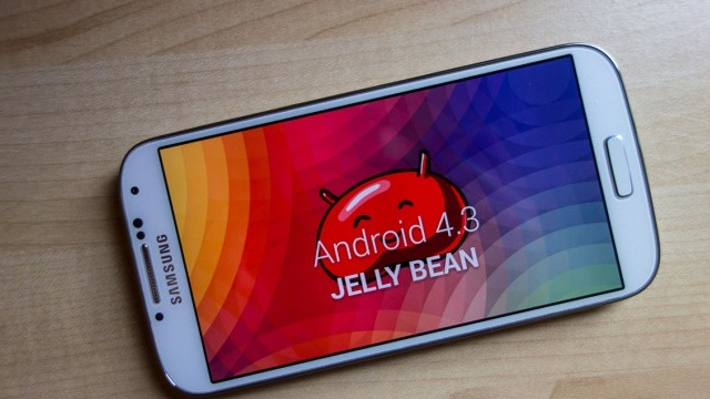 Samsung Galaxy S3 android 4.3