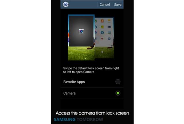 Samsung Galaxy S4 gizli ozellikler 9