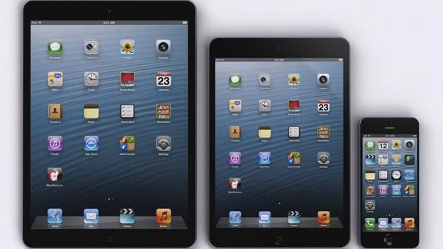 Apple Daha Büyük Ekranlı iPhone ve iPad'i Test Ediyor
