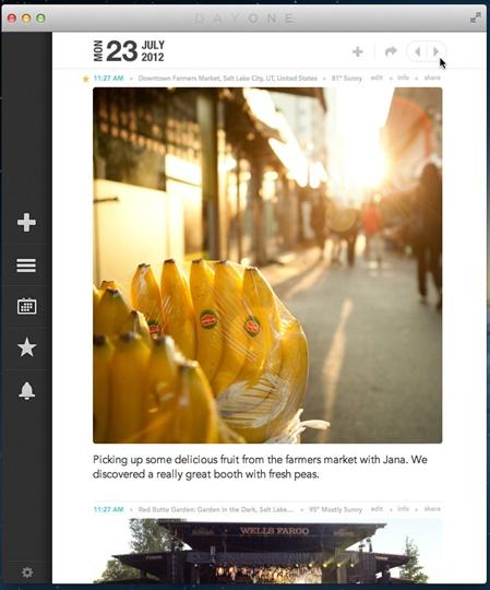 day one iPhone ve iPad resim