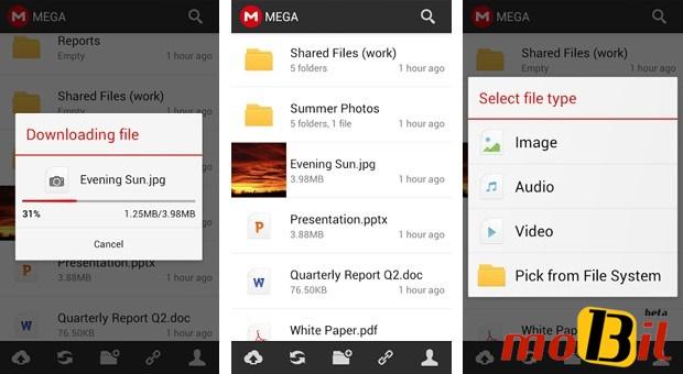 mega android mobil13