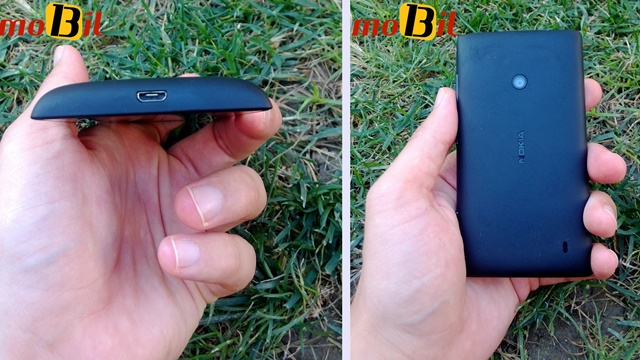 Nokia Lumia 520 cihaz 3
