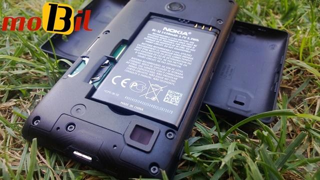 Nokia Lumia 520 cihaz 4