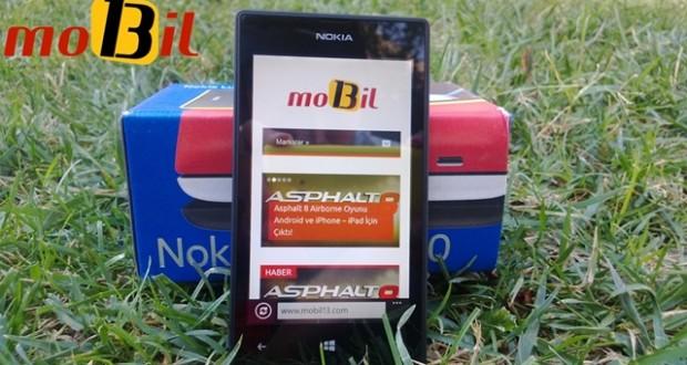 Nokia Lumia 520 one cikan