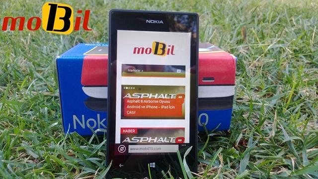 Nokia Lumia 520 Akıllı Telefon İncelemesi