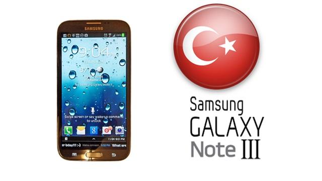 Hangi Samsung Galaxy Note 3 Modeli Türkiye'ye Gelecek?