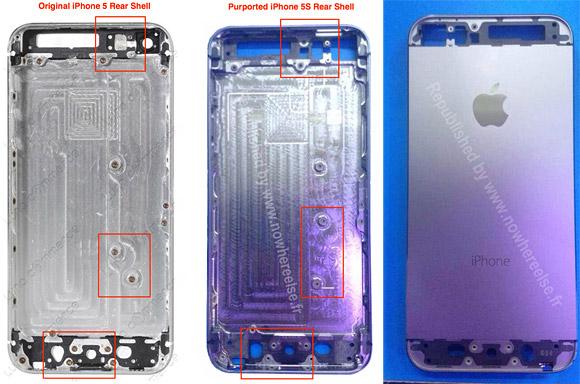 iPhone 5S fotograf