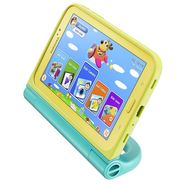 samsung galaxy tab 3 7 cocuk tableti