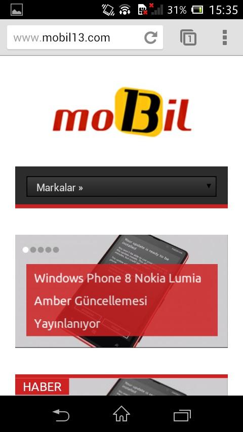 sony xperia l mobil13 ekran 2