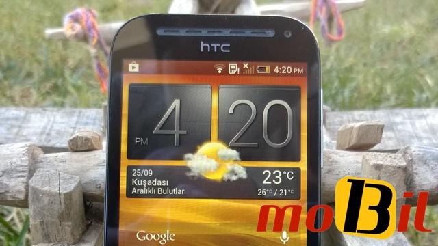HTC One SV ekran mobil13