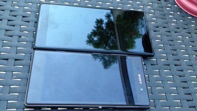 Nokia Lumia 1520'nin Yeni Fotoğrafları Ortaya Çıktı