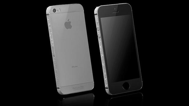 altin kaplama iphone 5s