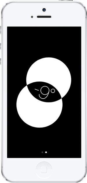 iOS 7 -5- Manyetik Pusula