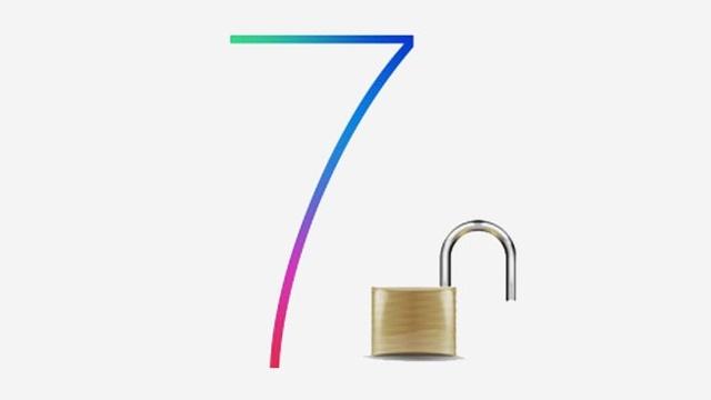iOS 7 guvenlik acigi