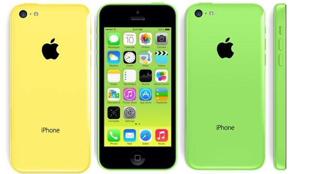 Apple iPhone 5C Tanıtıldı! İşte Tüm Özellikleri, Fotoğrafları, Fiyatı ve Çıkış Tarihi