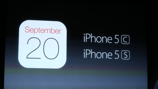 iPhone 5S cikis tarihi