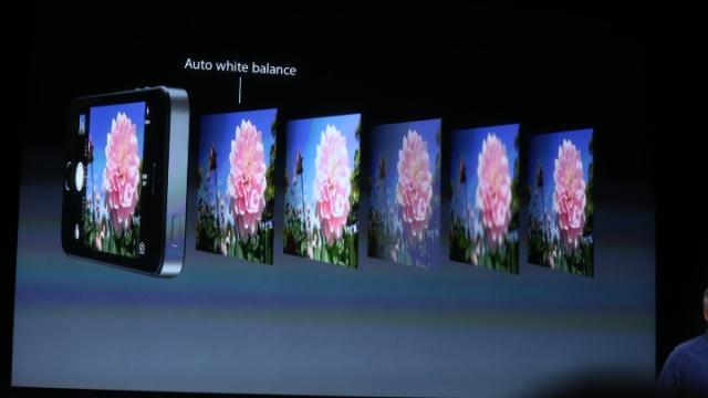 iPhone 5S kamera 1