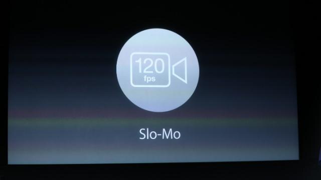 iPhone 5S kamera agir cekim